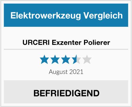 URCERI Exzenter Polierer Test