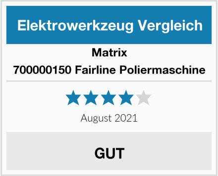Matrix 700000150 Fairline Poliermaschine Test