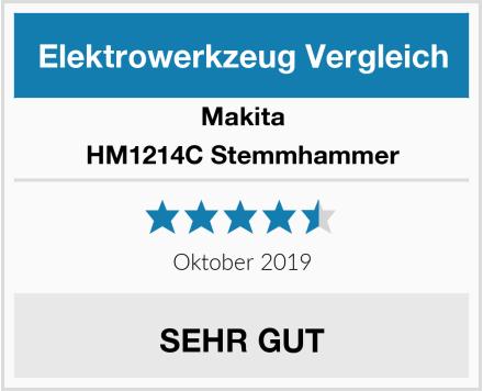 Makita HM1214C Stemmhammer Test
