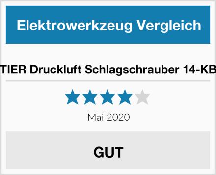 STIER Druckluft Schlagschrauber 14-KBS Test