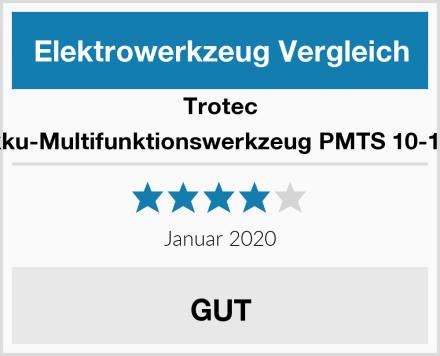 Trotec Akku-Multifunktionswerkzeug PMTS 10-12V Test