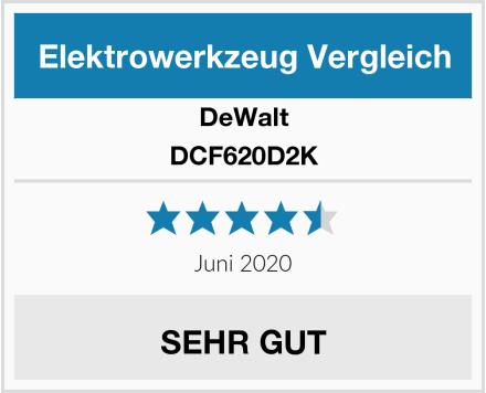 DeWalt DCF620D2K Test