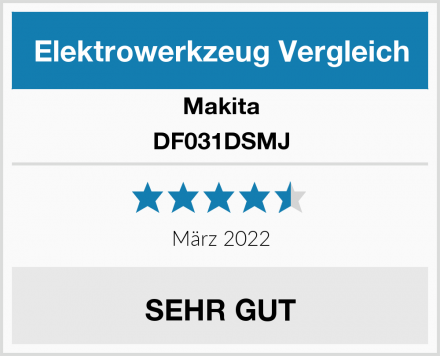 Makita DF031DSMJ Test