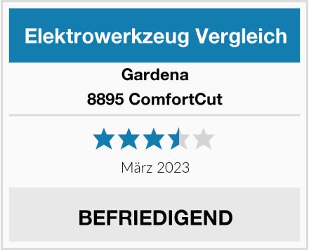 Gardena 8895 ComfortCut Test