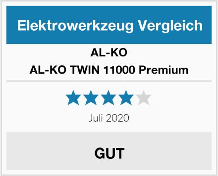 AL-KO AL-KO TWIN 11000 Premium Test