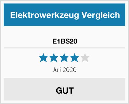 E1BS20 Test