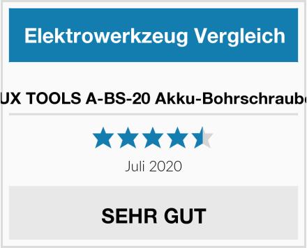 LUX TOOLS A-BS-20 Akku-Bohrschrauber Test