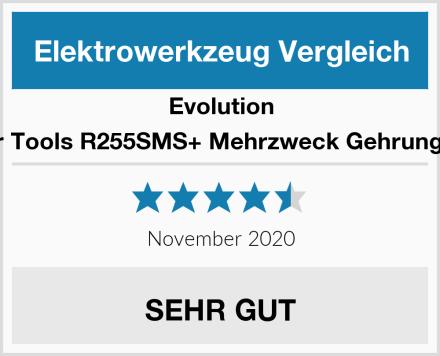 Evolution Power Tools R255SMS+ Mehrzweck Gehrungssäge Test