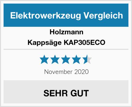 Holzmann Kappsäge KAP305ECO Test