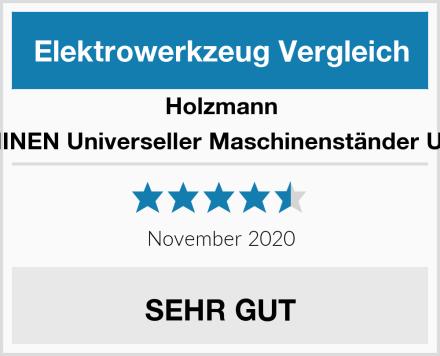 Holzmann MASCHINEN Universeller Maschinenständer USK2760 Test