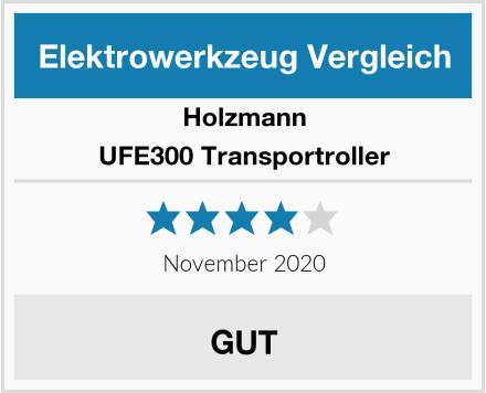 Holzmann UFE300 Transportroller Test