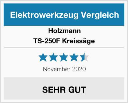 Holzmann TS-250F Kreissäge Test