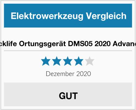 Tacklife Ortungsgerät DMS05 2020 Advanced Test