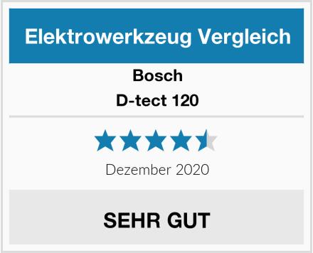 Bosch D-tect 120 Test