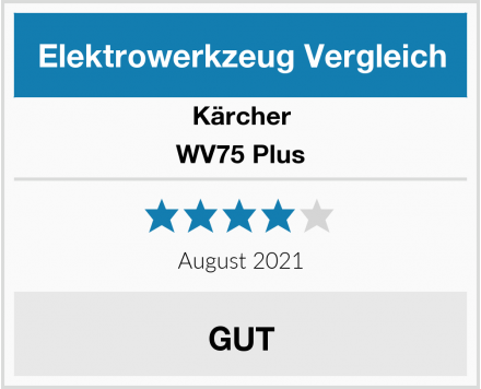 Kärcher WV75 Plus Test