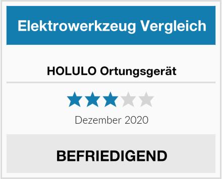 HOLULO Ortungsgerät Test