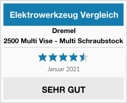 Dremel 2500 Multi Vise - Multi Schraubstock Test