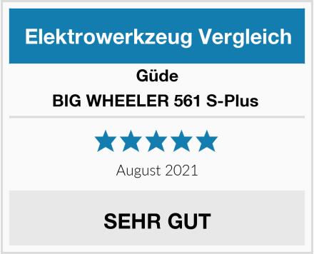 Güde BIG WHEELER 561 S-Plus  Test