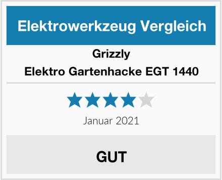 Grizzly Elektro Gartenhacke EGT 1440 Test