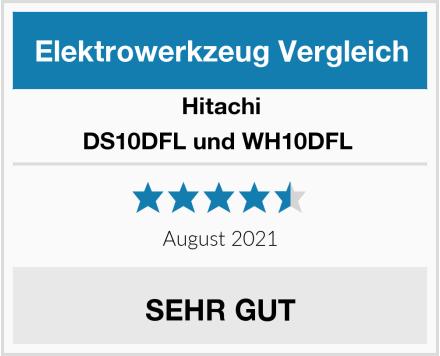 Hitachi DS10DFL und WH10DFL  Test