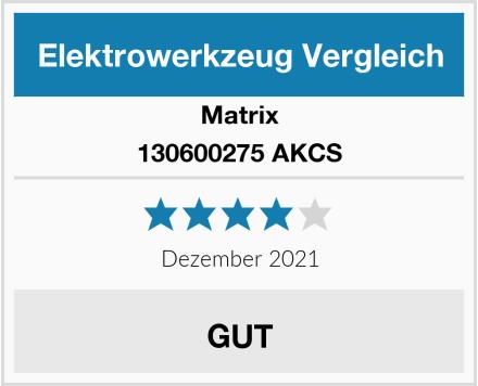 Matrix 130600275 AKCS Test