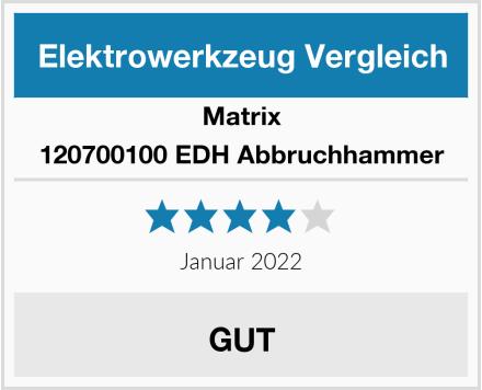 Matrix 120700100 EDH Abbruchhammer Test