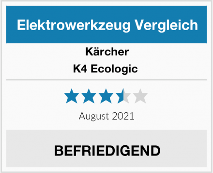 Kärcher K4 Ecologic  Test