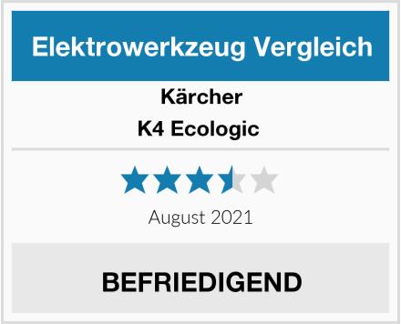 Kärcher K4 Ecologic  Test