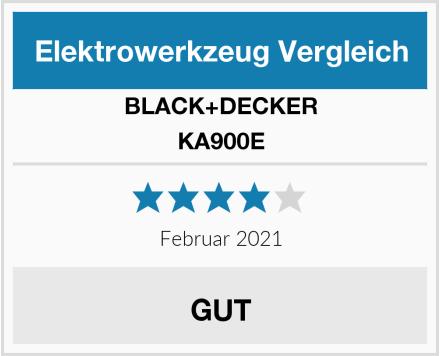 BLACK+DECKER KA900E Test