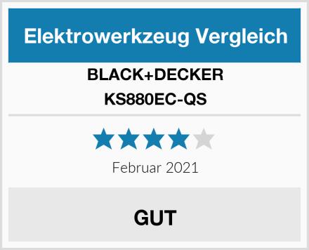 BLACK+DECKER KS880EC-QS Test
