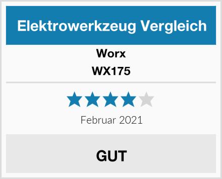 Worx WX175 Test