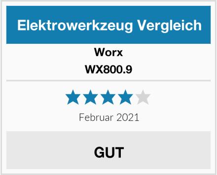 Worx WX800.9 Test