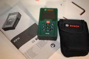 Bosch Entfernungsmesser Plr 30 : Bosch plr elektrowerkzeug test