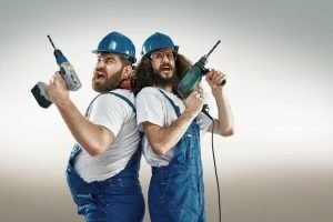 Elektrowerkzeuge reparieren