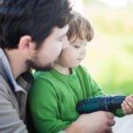 Sind Spielzeug-Elektrowerkzeuge für Kinder sinnvoll?