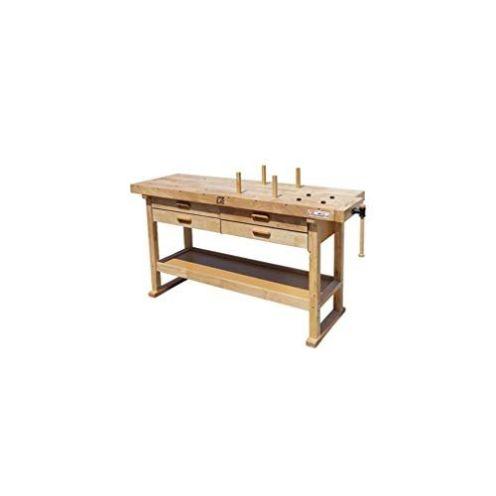 Holzmann Werkbank Holz 1625 x 610 mm