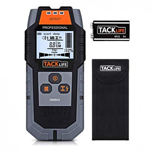 Tacklife DMS03 4 in 1 Metalldetektor