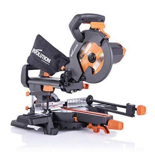 Evolution Power Tools R210SMS+ Mehrzwecksäge