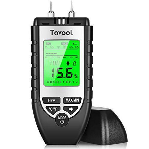 Tavool Feuchtigkeitsmessgerät