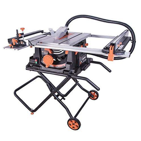 Evolution Power Tools 057-0003 Rage 5-S Tischsäge