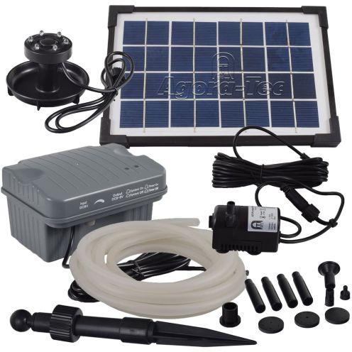 Agora-Tec at-Solar Bachlaufpumpen - Set