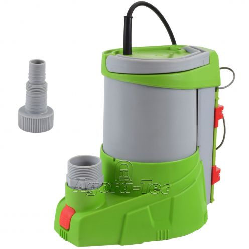 Agora-Tec at-Tauchpumpe Clear Water 250W-vario-control