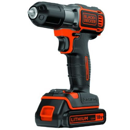 BLACK+DECKER ASD 18K