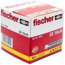Fischer Nylon-Dübel SX10 - 50 Stück