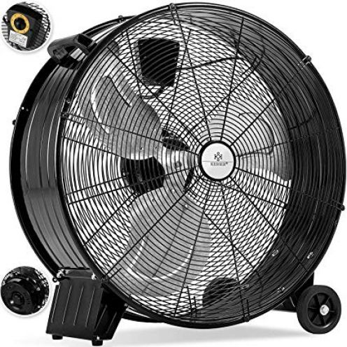 KESSER® KE-60 Industrie Ventilator