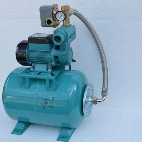 Powermat Hauswasserwerk Pumpe WZ750